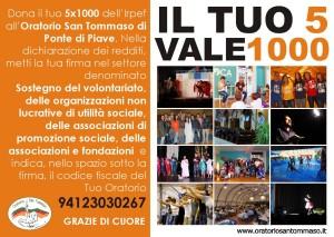 5x1000_NOIoratorio2015